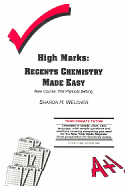 regents prep chemistry Regents exam prep center: chemistry: this site is created specifically to help  you review for the new york state regents exam in chemistry if you can't find it.