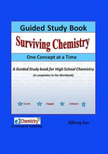 Surviving Chemistry One Concept at at Time Guided Study Book