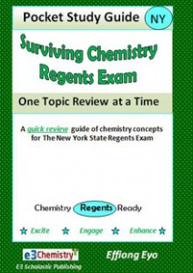 Surviving Chemistry One Concept at at Time Pocket  Guided Study Book